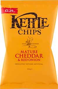 kettle crisps