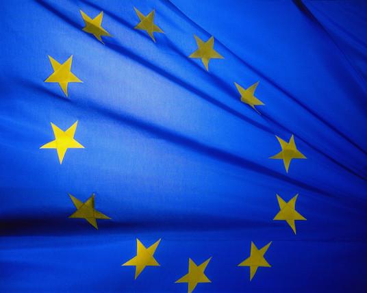 EU flag, crisis, debt, Greece, Germany, euro, retail, UK