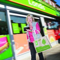 shopper, londis, CBI, food and drink sales