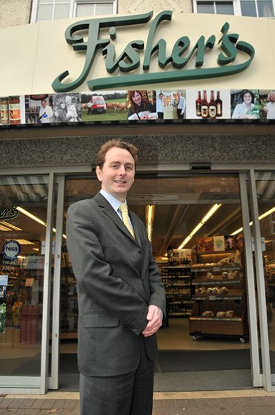 Leading Independent Retailer Paul Fisher teams up with Sainsburys
