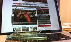betterretailing, digital media, cirkle, oskars