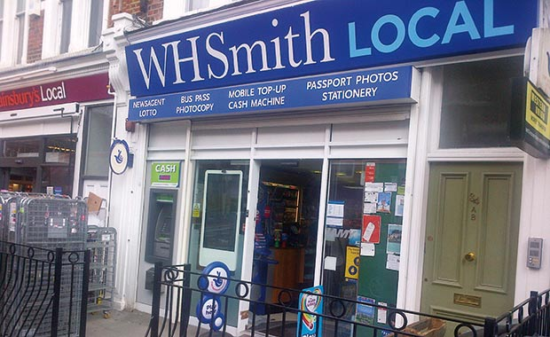 WHSmith's new Local franchise