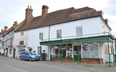 burgess village store