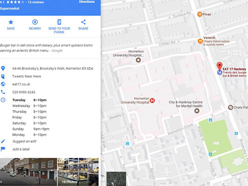 Guide: How to update your opening hours on Google Maps - betterRetailing