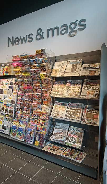 News & Mags