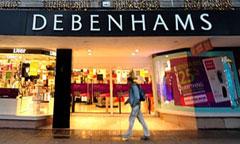 debenhams high street
