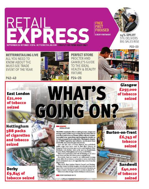 Retail express September newspaper