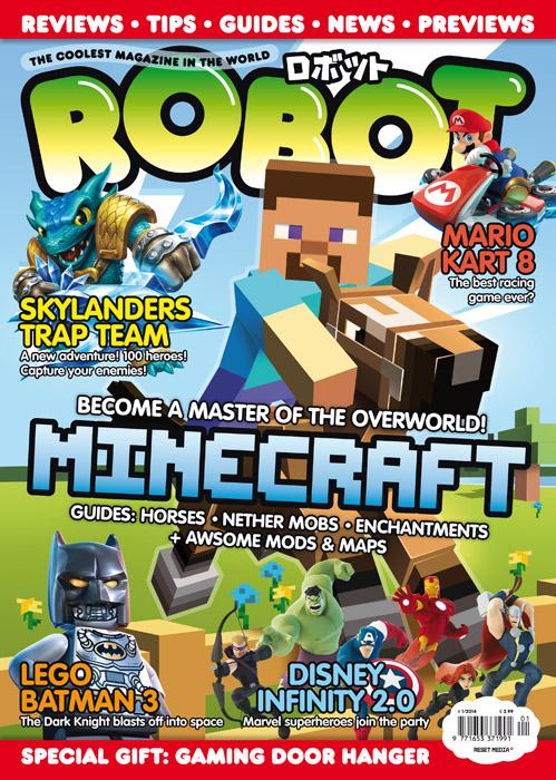Robot No1 - Cover
