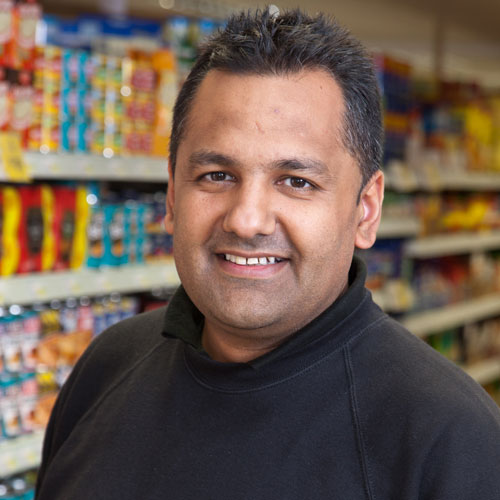 paul cheema, costcutter, coventry