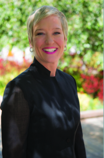 Erin Hunter, Facebook's global head of consumer goods strategy