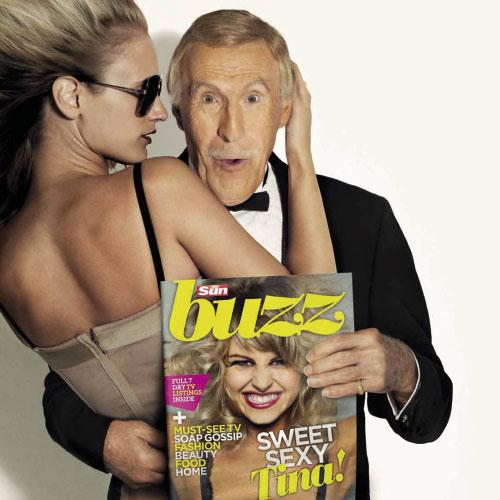 Buzz, Sun, Bruce, Forstyhe, magazine