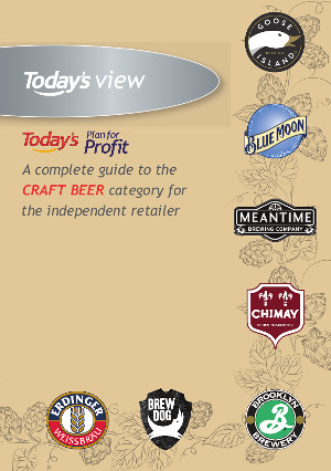 Craft Brochure RETAIL Front Cover