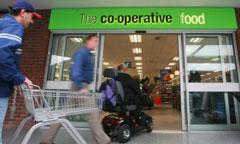 co-op, high street, waitrose, supermarkets, retail