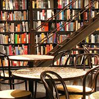 cafe, bookshop, build your business