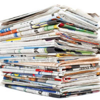newspaper, wholesale