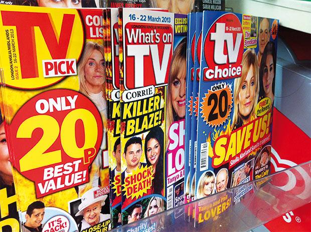 TV Pick Choice