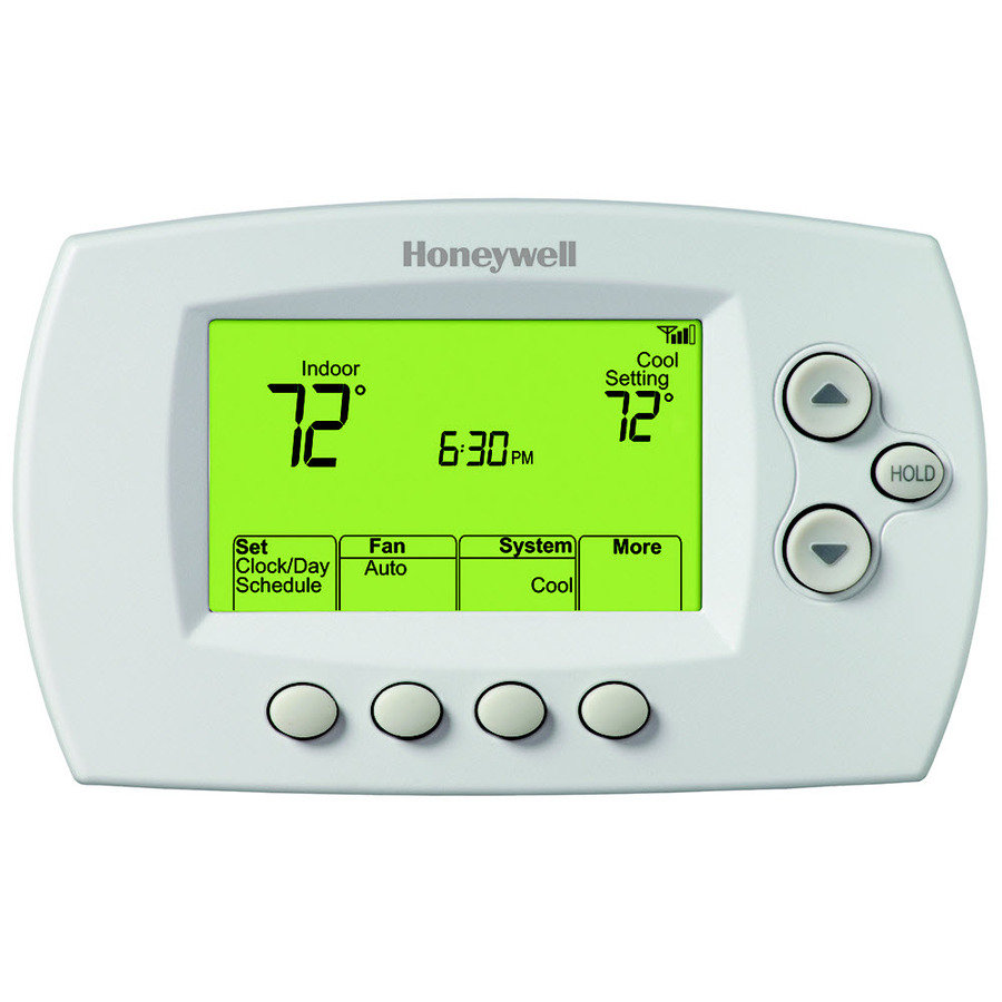 Thermostat: Energy efficiency