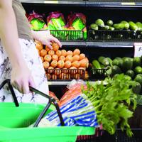 grocery, basket, shop, shopper
