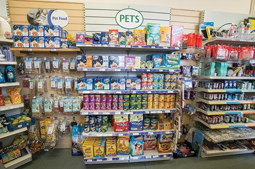 """<figcaption></noscript>Paul worked with suppliers to improve layout and optimise key selling areas such as pet food in his new store</figcaption>"""" width=""""500″ height=""""333″ /> Paul worked with suppliers to improve layout and optimise key selling areas such as pet food in his new store</figure></p></div> </div> </div> <div class="""