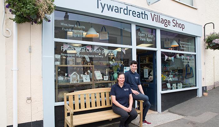 Tywardreath Village Shop