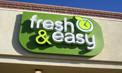 Fresh & Easy, tescho,
