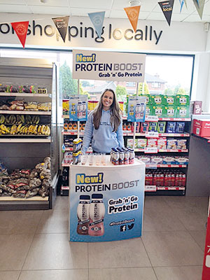 Exclusive: Protein drink sales soar as shoppers get a taste of Boost - betterRetailing