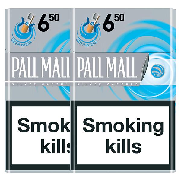 Cigarette price marked packs