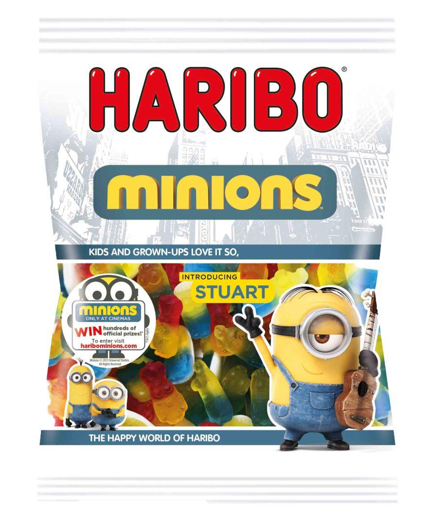 HARIBO Minions 3