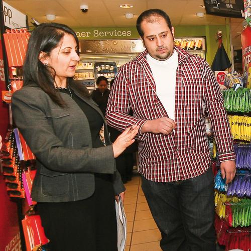 New retailer, top tips, steve denham