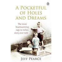 jeff pearce, pocketful of holes and dreams, retail