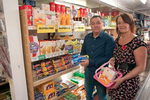 """<figcaption></noscript>Bob and Sue have created a point of difference by including premium, specialist, local and value ranges in their store</figcaption>"""" width=""""500″ height=""""333″ /> Bob and Sue have created a point of difference by including premium, specialist, local and value ranges in their store</figure> <p></p> <p></p> </p></div>                                             </div>                                                                                     </div>                                         <div class="""