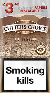 Cutters choice cigarettes