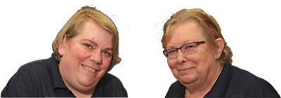 Lorraine & Trish Lettley