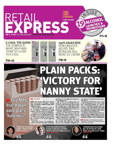 Retail express June newspaper