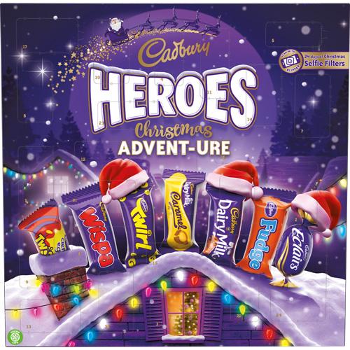 Cadbury-Heroes-Advent-Calendar-(Christmas-2017)-232g-Carton-Front-UK-Ireland